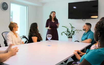 Image for E279: Starting a Corporate Wellness Program (with Anastasia Yecke Gude)