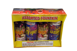 """Image of 6"""" Assorted Fountain"""