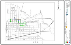 Construction Update for the Week of 9/10/18: Wysor Closed East of Elm to Madison, Mulberry closed from Wysor to North, & Gavin Closed from Highland to Hines