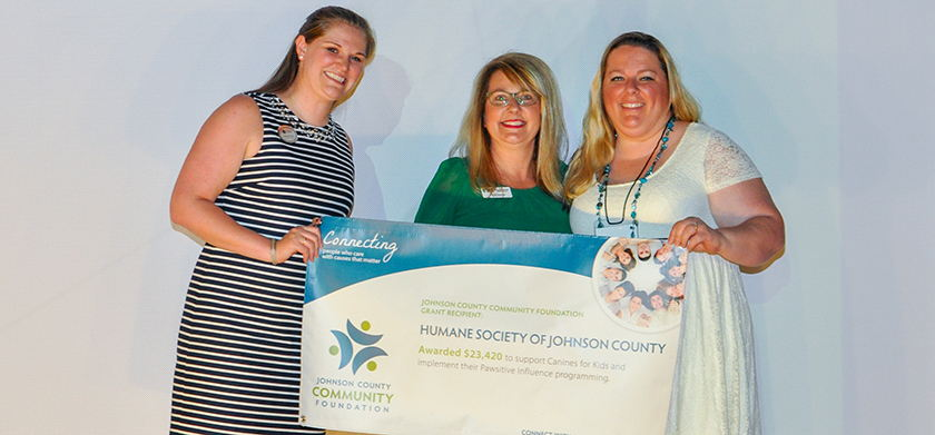 Grant recipient Humane Society