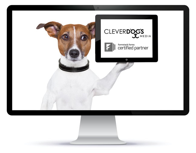Image for Clever Dogs Media Becomes Formstack Partner