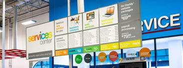 Image for New Menu Board Program for OfficeMax