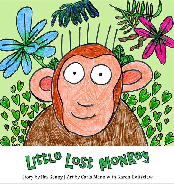 Little Lost Monkey