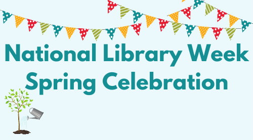 Image for National Library Week