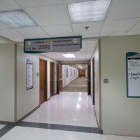 North Campus Hallway