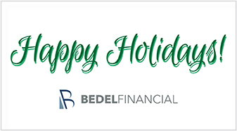 Image for Happy Holidays from Bedel Staff