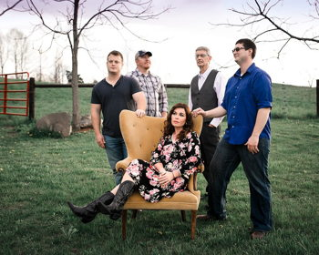 Friday Night Lounge Featuring The Grace Scott Band