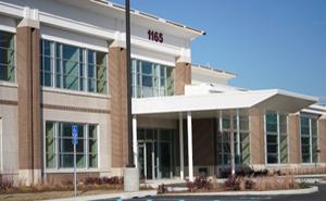 1165 Building Johnson Memorial Health