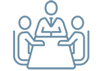 Portfolio Communication icon