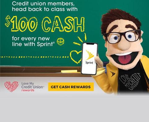 Image for Sprint $100 Rewards