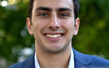 Image for Epsilon/WPI alumnus recognized as 25 Under 25