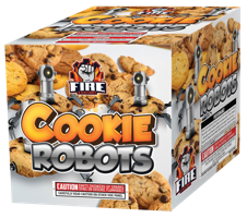 Image for Cookie Robots Fountain