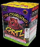 Image of Charging Griz 20 Shot