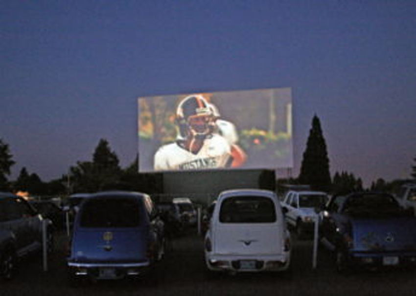 Canary Creek Cinemas and Drive-In