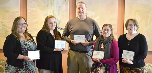 2018 Awards for Excellent recipients honored at luncheon