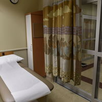 Walk-in Clinic Room