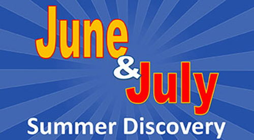 Image for Summer Discovery at the Library
