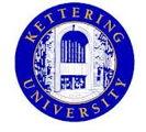 Logo for Kettering University B
