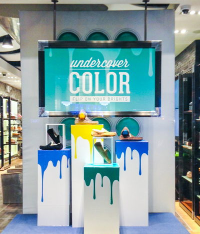 Promotion Strategy for Retail Window Display