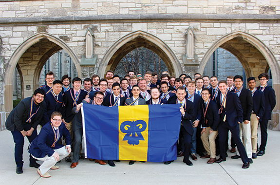 Image for Northwestern Chapter Reinstallation