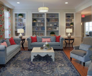 South Carolina, Formal Living Room