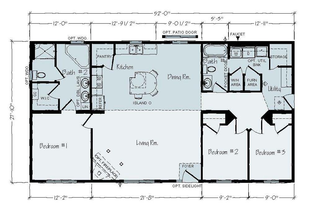 Davis homes floor plans indianapolis for Davis homes floor plans