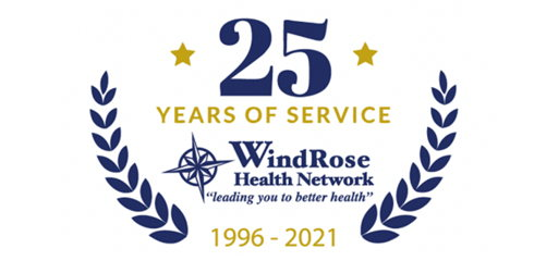 Image for WindRose Health Network Celebrates 25th Anniversary