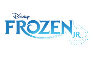 Logo for Disney's Frozen Jr.