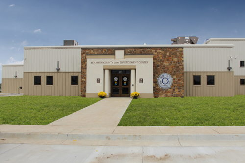 Image for Bourbon County Law Enforcement Center- Ft. Scott, KS