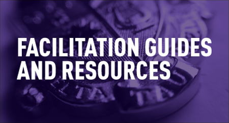 Image that represents Facilitation Guides and Resources
