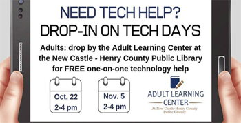Image for Drop In On Tech Days