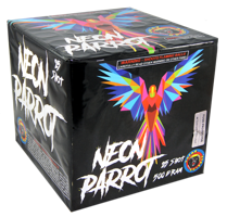 Image for Neon Parrot 25 Shot
