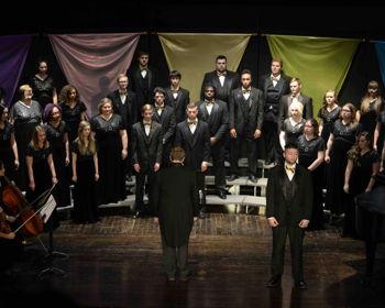 Franklin College Choral Concert