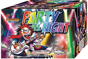 Image for Party All Night - 33 Shot