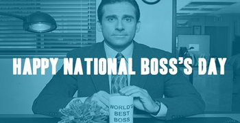 Image for National Boss's Day