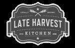 Logo for Late Harvest Kitchen
