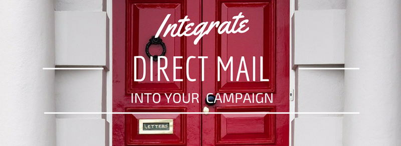 Image for Integrating Direct Mail into your Digital Marketing