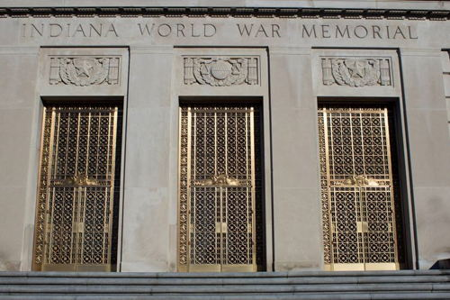 Image for Indiana War Memorial - Indianapolis, IN