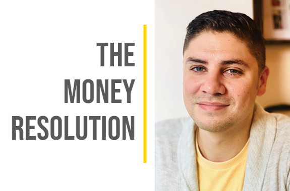 Image for The Money Resolution