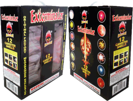 Image for Exterminator 12 Canister Shells