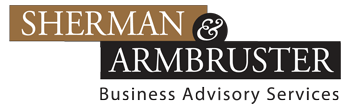 Sherman & Armbruster Business Advisory Solutions Logo