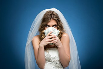 Image for The Budget Bride: Weddings Under $10k
