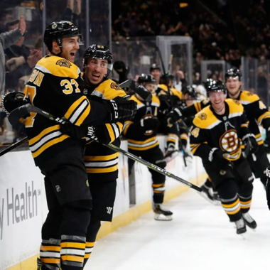 Image for Bruins eliminate Maple Leafs in Game 7, will face Columbus in second round