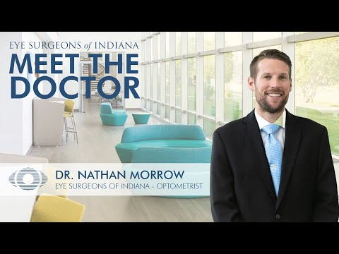 Image for Meet Dr. Morrow