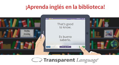 Image for Transparent Language