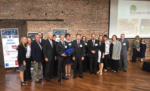 Indiana Manufacturers Associations Honors 2017 Manufacturers Hall of Fame Inductees at Luncheon