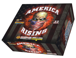 Image for America Rising 33 SHOTS