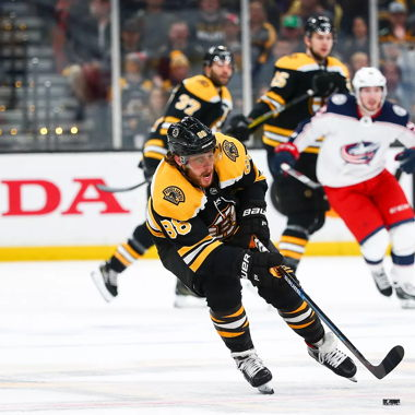 Image for Please Stop: Benching David Pastrnak Would be Absolutely Ridiculous