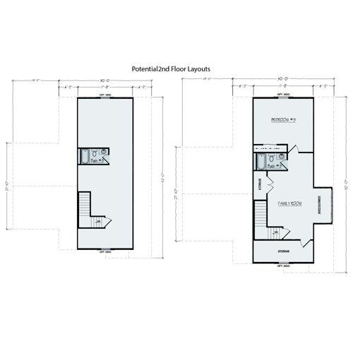 Floorplan of Avery