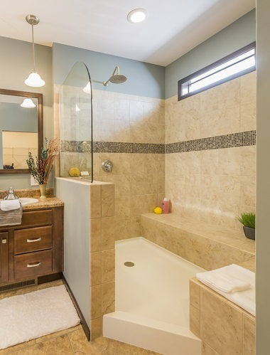 Serenity Shower Stall